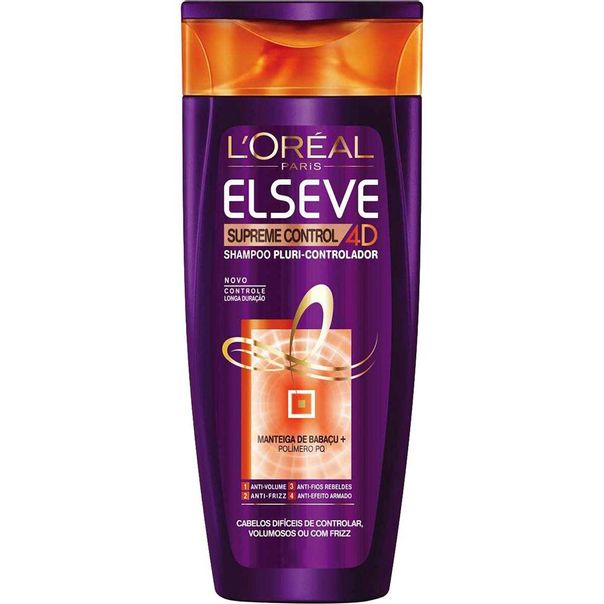 Shampoo-supreme-control-4D-Elseve-400ml
