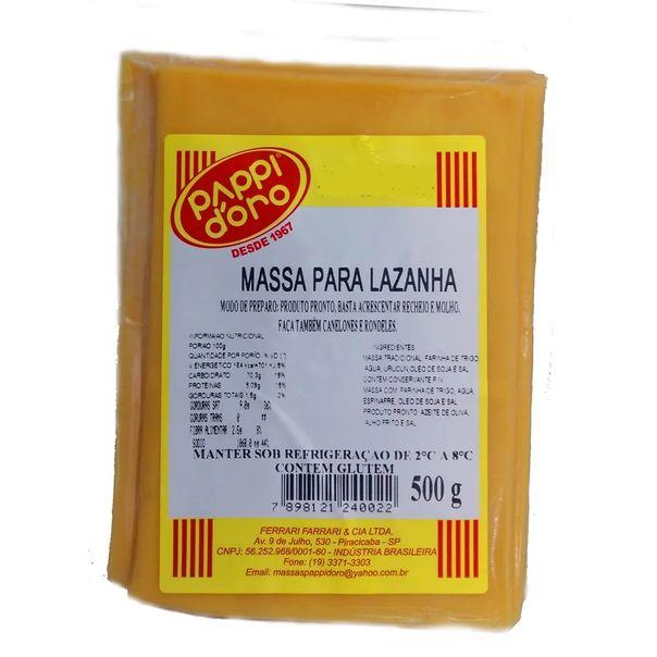 Massa-para-lasanha-Pappi-Doro-500g