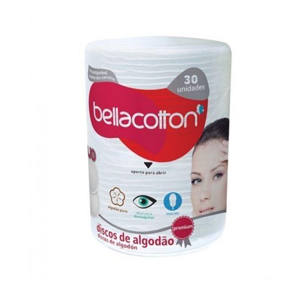 Algodao-em-disco-com-30-unidades-Bellacotton-100g