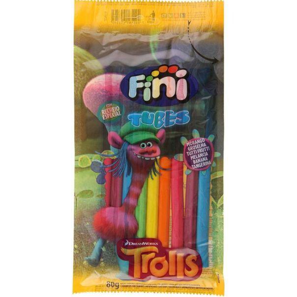 Bala-de-gelatina-tubes-trolls-Fini-80g