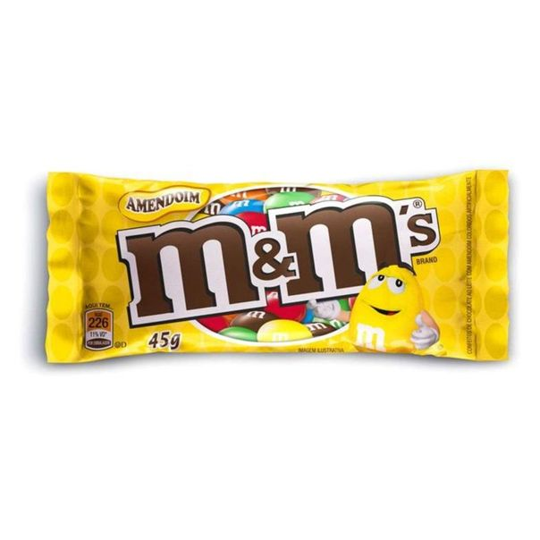Chocolate-ao-leite-com-amendoim-M-M-45g