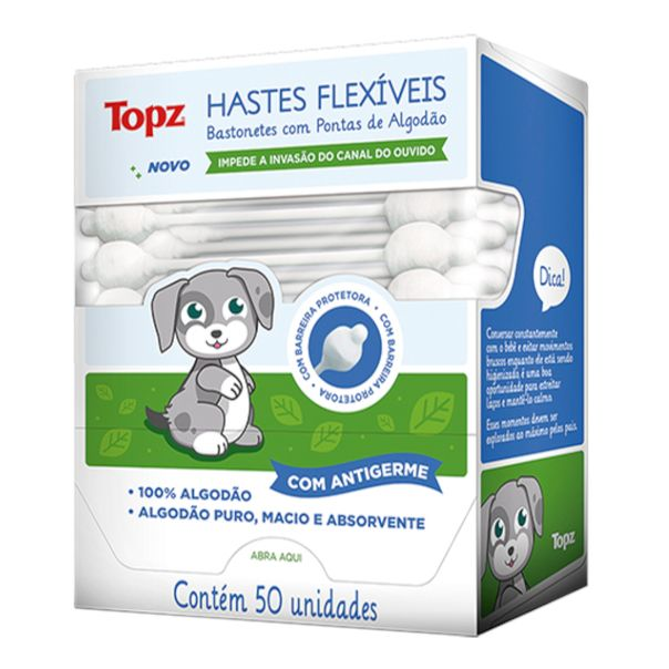 Haste-flexiveis-tom---jerry-barreira-protetora-com-50-unidades-Topz