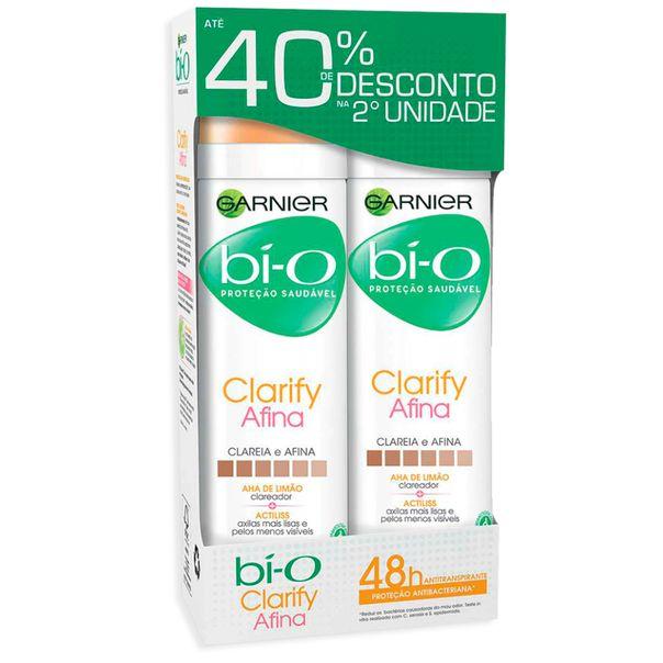Kit-desodorante-aerosol-clarify-pantenol-Bi-O
