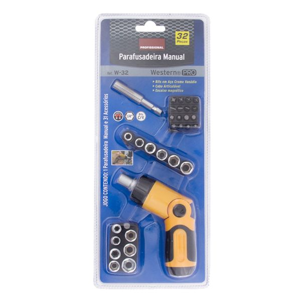Kit-parafusadeira-manual-e-31-acessorios-Western