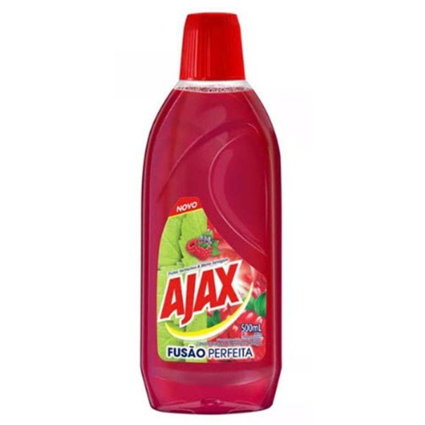 Limpador-perfumado-frutas-vermelhas-e-menta-Ajax-500ml-