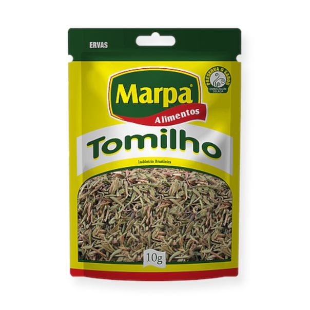 Tomilho-Marpa-10g