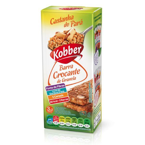 Barra-de-cereal-crocante-sabor-castanha-do-para-Kobber-63g-
