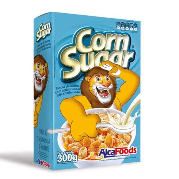 Cereal-matinal-flocos-de-milho-com-acucar-sabor-leite-condensado-Alca-Foods-300g