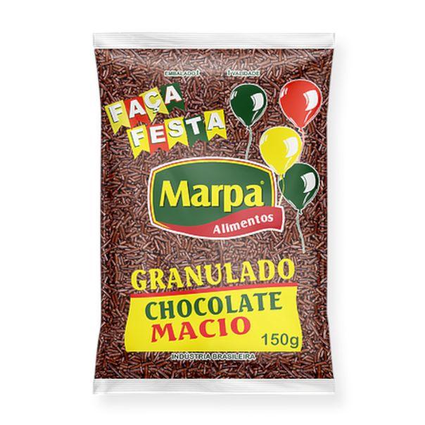 Chocolate-granulado-macio-Marpa-150g