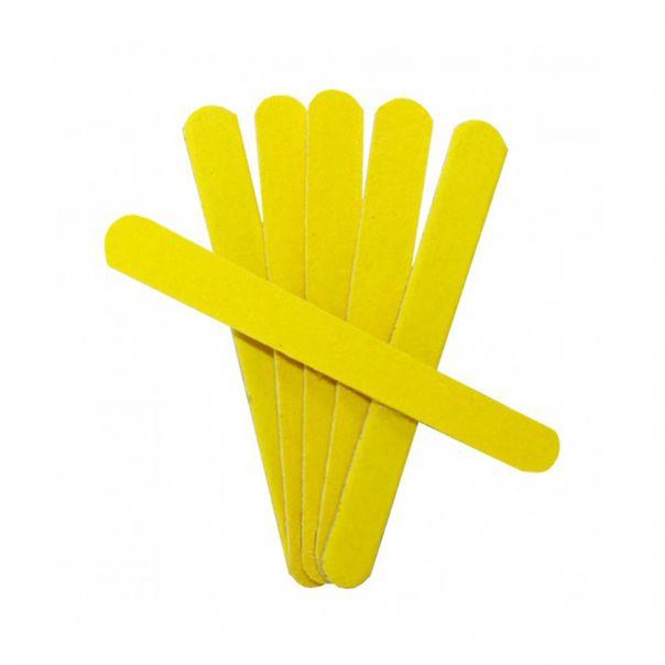 Lixa-de-unha-classica-canario-anti-bacteria-e-fungos-Rafaini-16cm