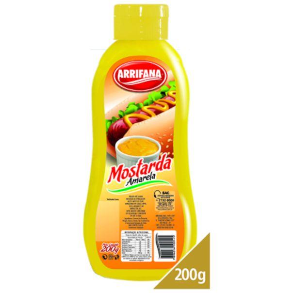 Mostarda-amarela-Arrifana-200g