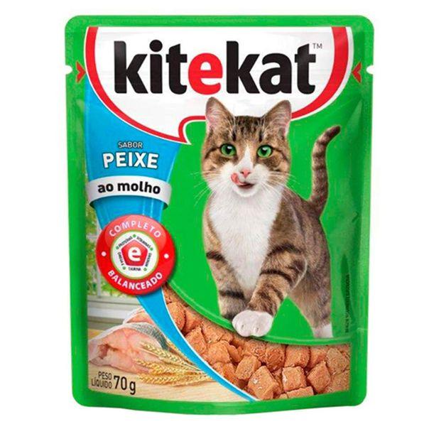 Racao-umida-para-gatos-adultos-sabor-peixe-sache-Kitekat-70g