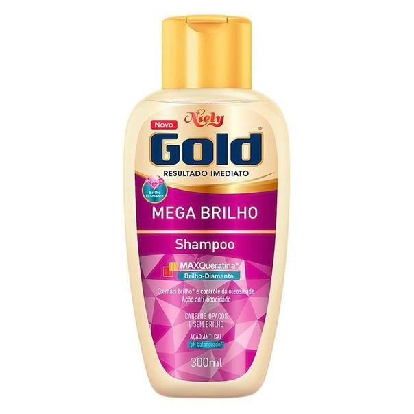 Shampoo-mega-brilho-cabelos-opacos-e-sem-brilho-Niely-Gold-300ml