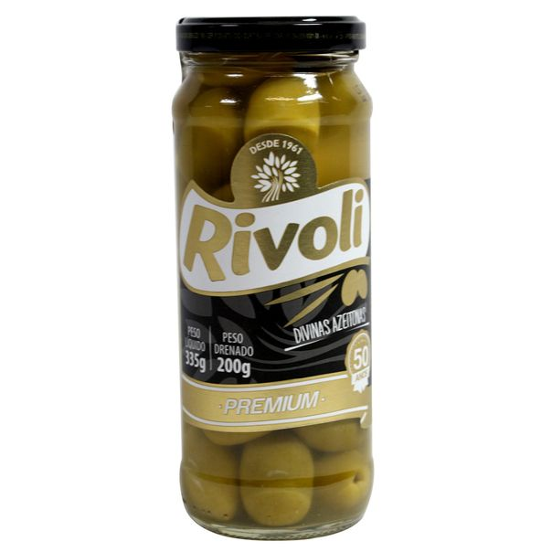 Azeitona-verde-arauco-premium-Rivoli-200g