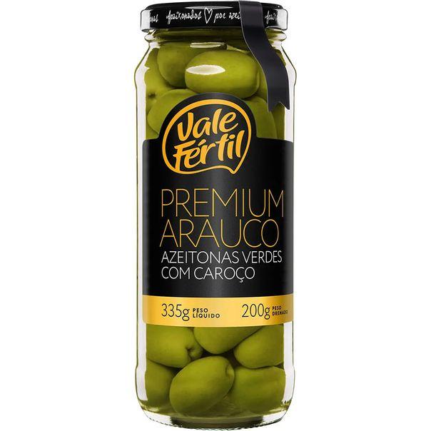 Azeitona-verde-premium-arauco-Vale-Fertil-200g