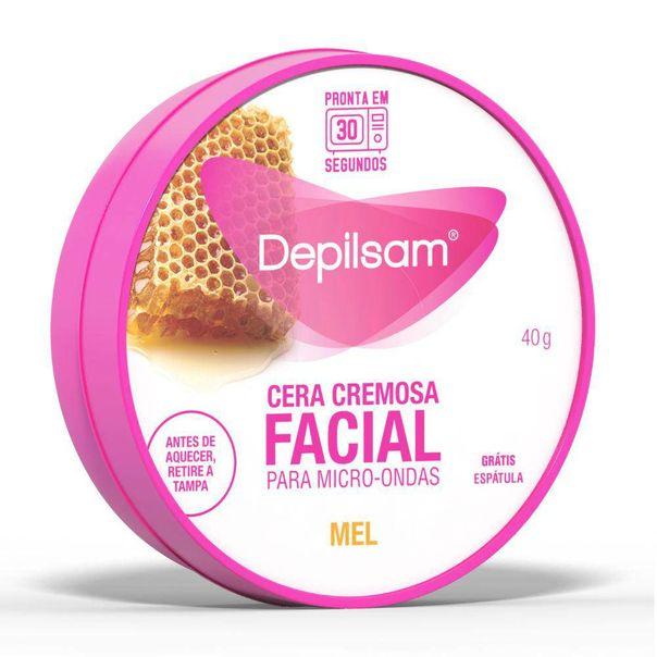 Cera-depilacao-facial-mel-para-microondas-Depilsam-40g-