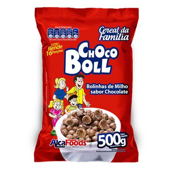 Cereal-matinal-da-familia-bolinhas-de-milho-sabor-chocolate-Alca-Foods-500g