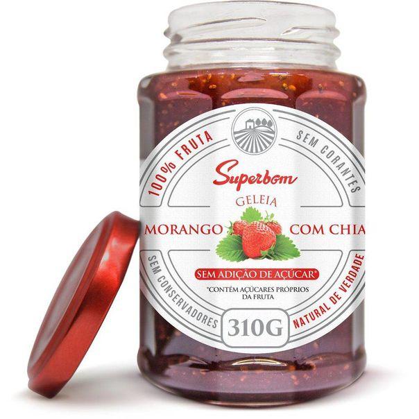 Geleia-de-sabor-morango-com-chia-Superbom-310g