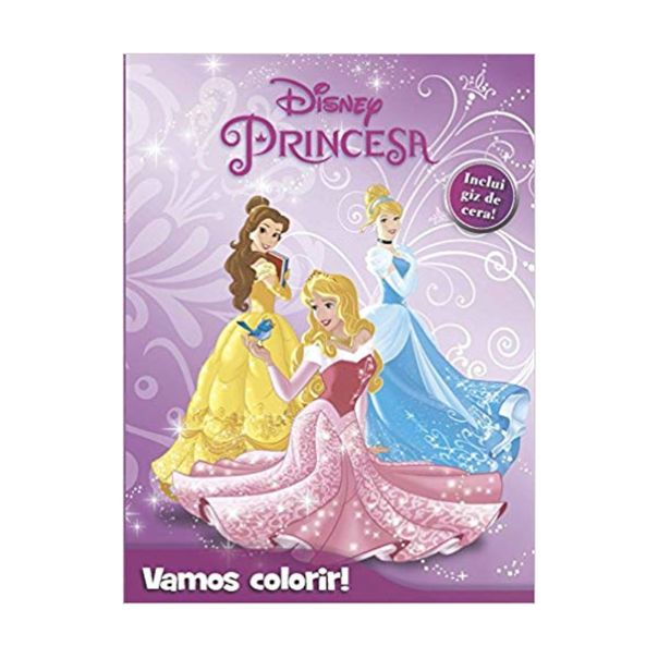 Revista-princesas-Disney-400g