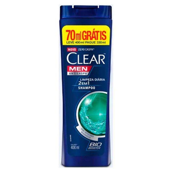 Shampoo-anticaspa-men-limpeza-diaria-2-em-1-Clear-400ml