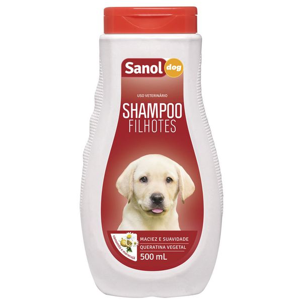 Shampoo-para-caes-filhotes-Sanol-500ml