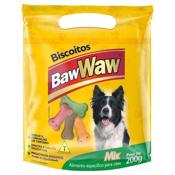 Alimento-para-caes-biscoito-mix-Baw-Waw-200g