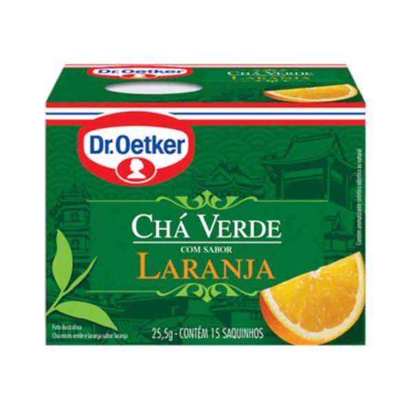 Cha-verde-sabor-laranja-Dr.-Oetker-255g