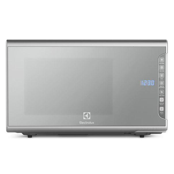 Microondas-mi41s-prata-painel-integrado-110v-Electrolux-