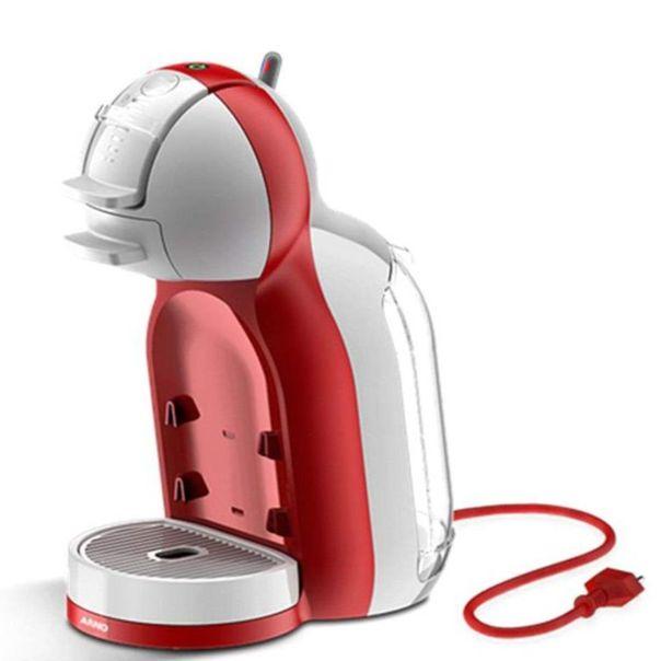 Cafeteira-expresso-vermelha-220v-mini-me-automatica-Dolce-Gusto