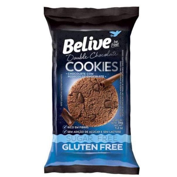 Cookies-double-chocolate-sem-gluten-e-sem-acucar-Belive-34g