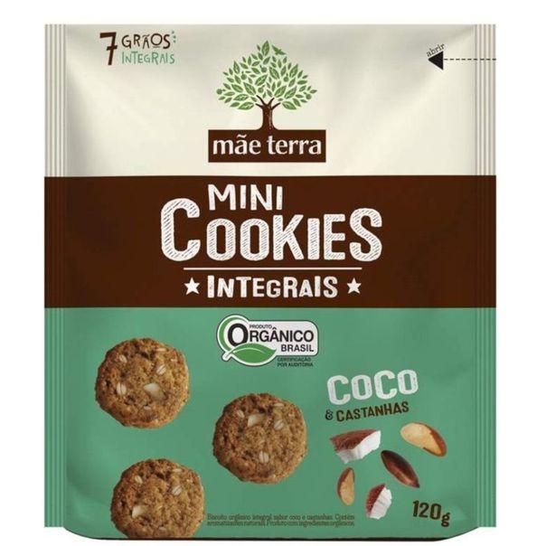 Cookies-organico-integral-castanha-e-coco-Mae-Terra-120g