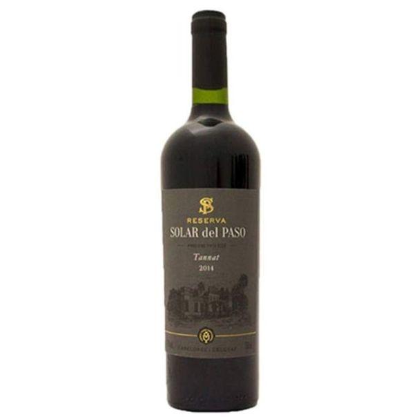 Vinho-uruguaio-reserve-cabernet-sauvignon-Solar-Del-Paso-750ml