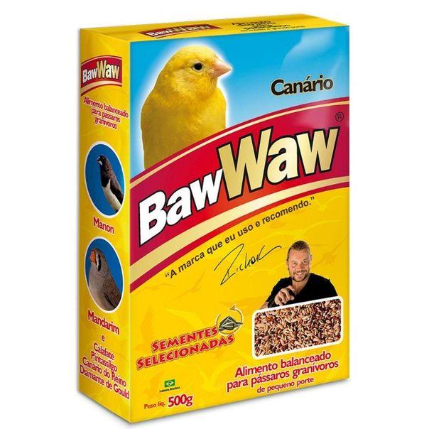 Alimento-para-passaro-canario-Baw-Waw-500g