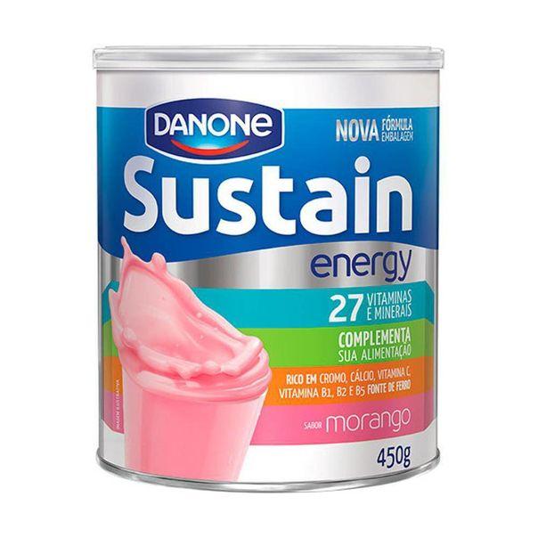 Complemento-alimentar-sabor-morango-Sustain-450g
