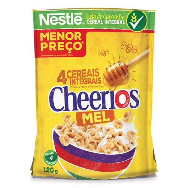Cereal-matinal-integral-cheerios-mel-Nestle-120g