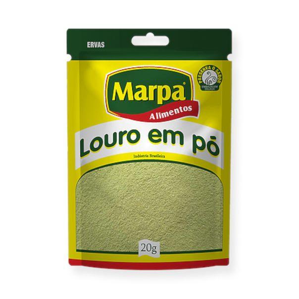 Louro-em-po-Marpa-20g