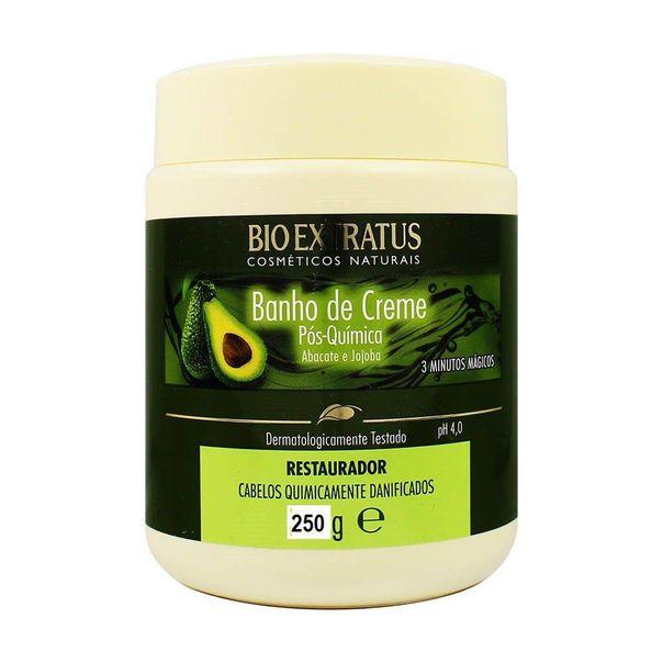 Creme-pos-quimica-abacate-e-jojoba-Bio-Extratus-250g
