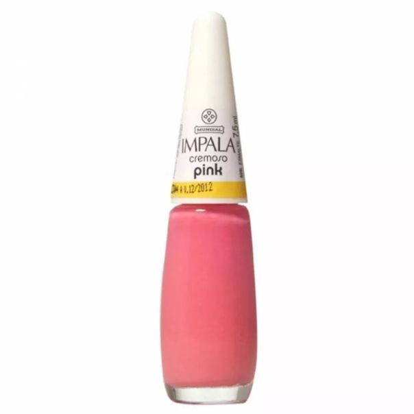 Esmalte-cremoso-pink-Impala-8ml