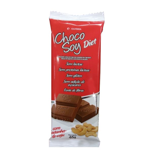 Tablete-chocolate-soja-diet-com-castanha-de-caju-Choco-Soy-40g