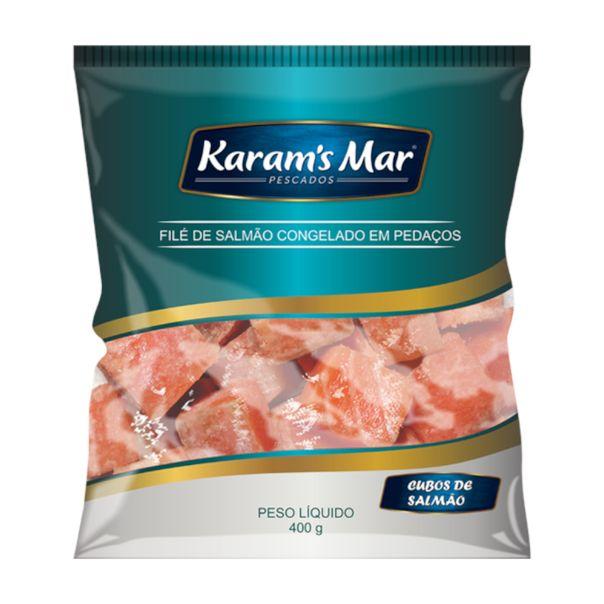 File-de-salmao-cubos-Karam-s-Mar-400g