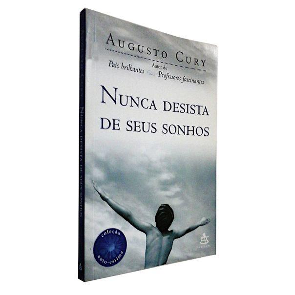 Livro-nunca-desista-de-seus-sonhos-Augusto-Cury