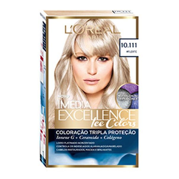 Tintura-permanente-excellence-ice-colors-kit-10.111-flerte-L-oreal