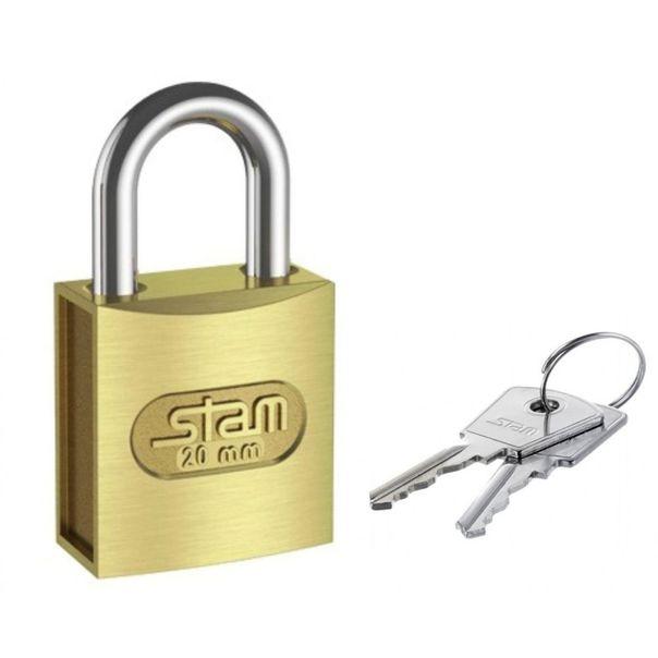 Cadeado-com-chave-zamac-simples-20mm-dourado-Stam