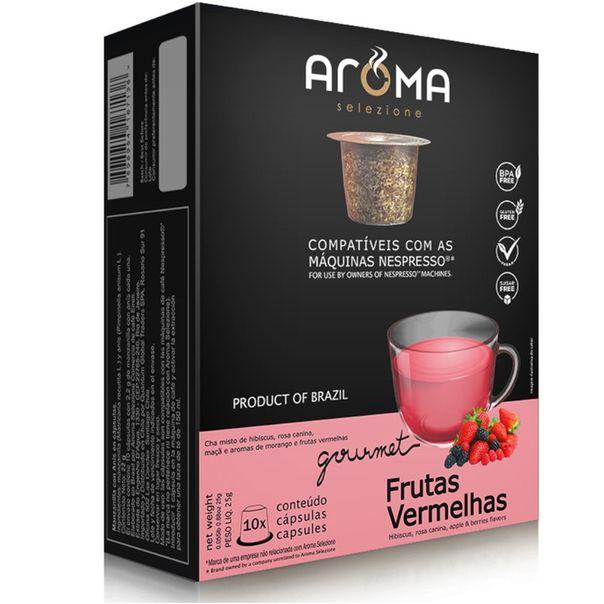 Cha-de-frutas-vermelhas-com-10-unidades-Aroma-Selezione-25g