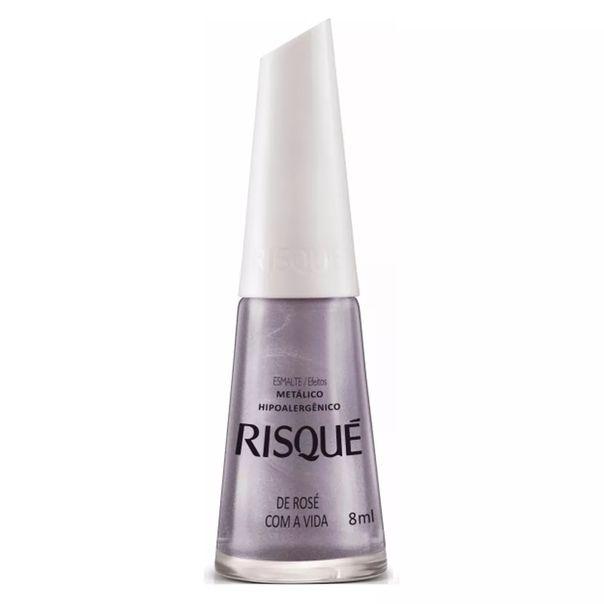 Esmalte-metalico-de-rose-com-a-vida-Risque-8ml