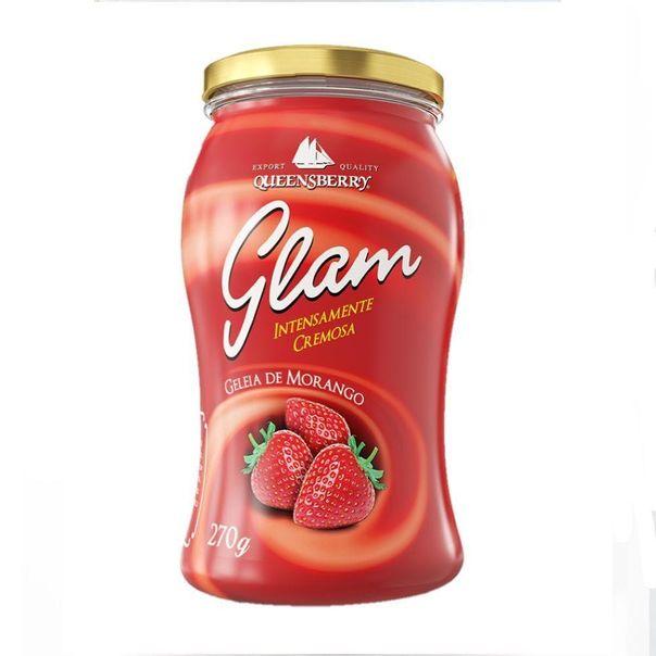 Geleia-de-morango-frutas-glam-Queensberry-270g