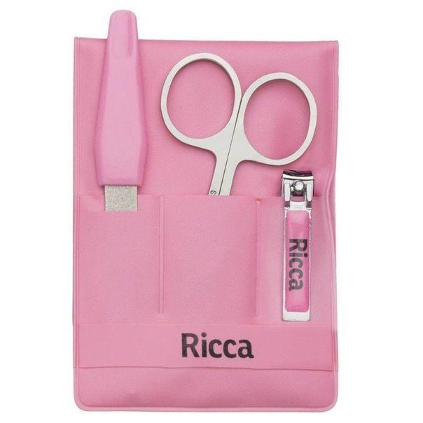 Kit-manicure-infantil-baby-Ricca