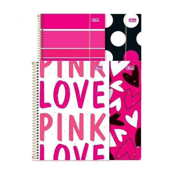 Caderno-universitario-capa-dura-com-10-materias-e-200-folhas-love-pink-Tilibra