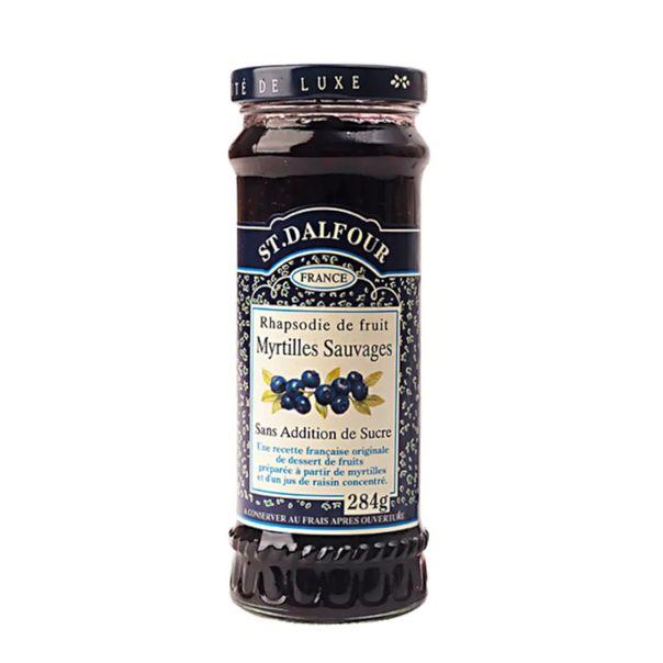 Geleia-francesa-sabor-mirtilo-silvestre-Dalfour-284g