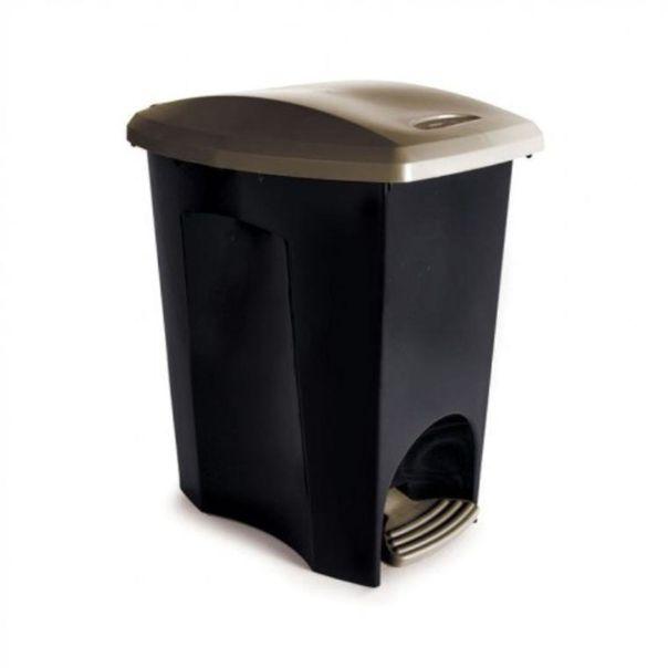 Lixeira-com-pedal-ecoblack-Plasutil-7-litros